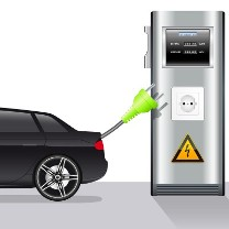 car, hybrid, green, energy, automobile, gas pump