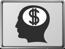 making money, money brain, money on the mind, investing, investor psychology