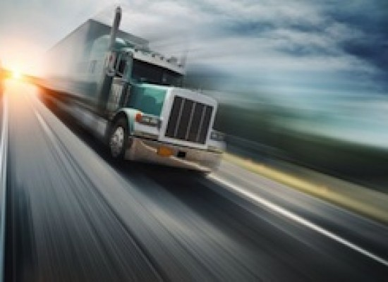 Transportation Stocks Strong, But Resistance Looms