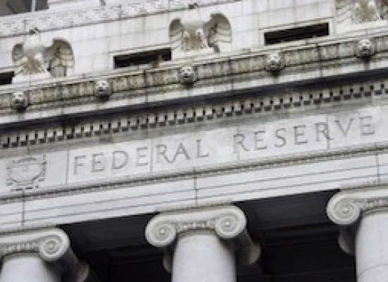 Fed Tapers While GDP Slows: Not So New-sy