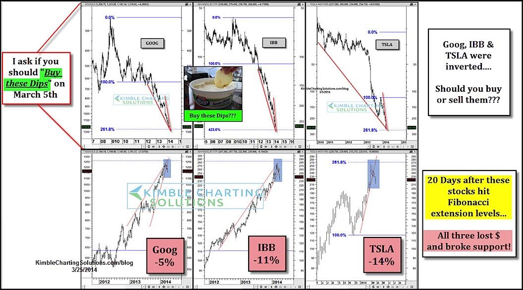 upside down investor bias charts