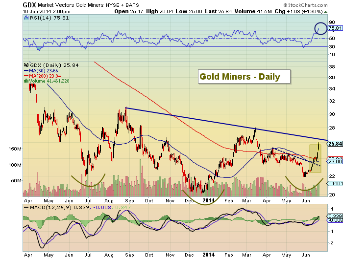 GDX gold miners_bottoming pattern 2014