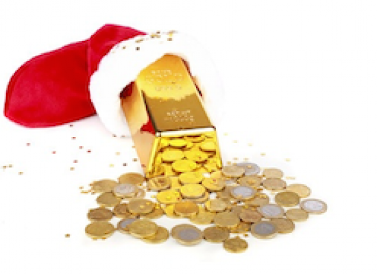 Is Gold Setting Up For A Santa Claus Low?