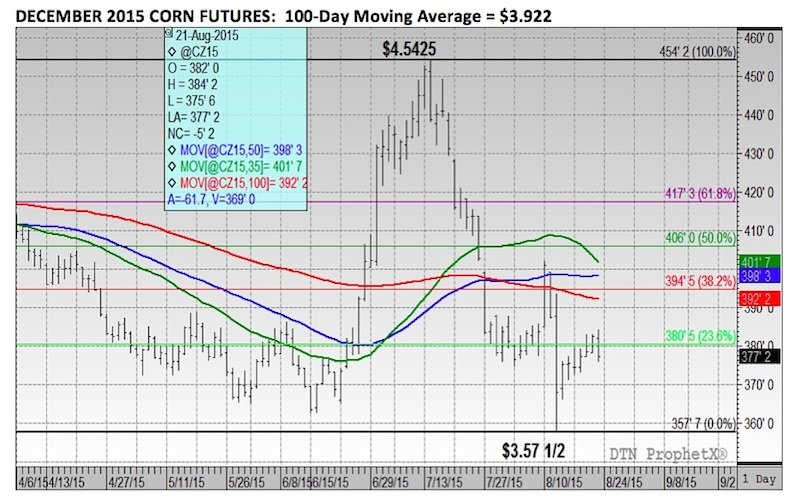 Corn Latest Price