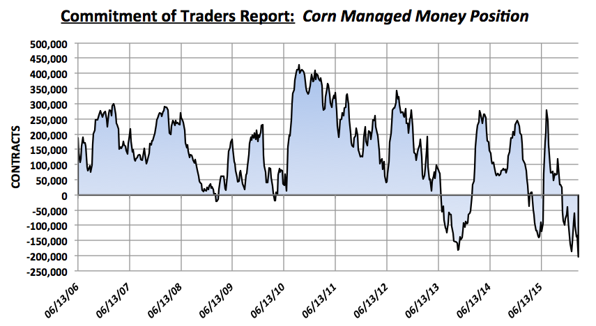 Weekly corn recap december corn futures in the spotlight see it