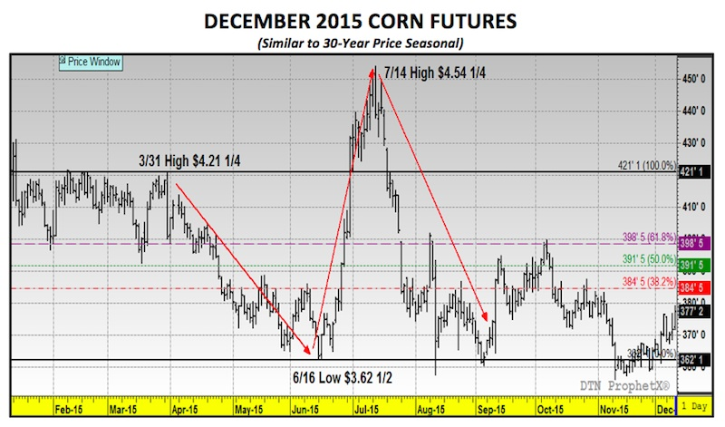 Us Corn Market Enters Critical Period Of Price Seasonality