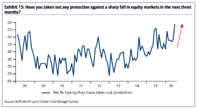 protection to investment portfolio survey baml july