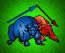 bullish, bearish, stock market, investing, recession