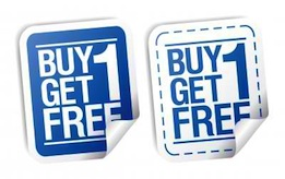 coupons, couponing, discounts, online savings, buy 1 get 1, promotions