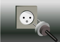 outlet, plug in