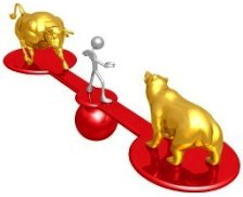 bull vs bear, bullish, bearish, investing risks