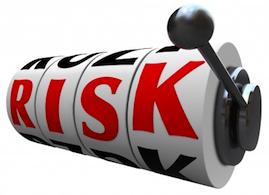 investing risks - roulette gambling