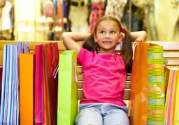back to school shopping, black friday shopping, shopping, shopping bags, kids shopping, girl shopping