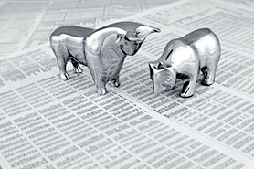 shiny investors bull and bear