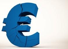 cracked euro image