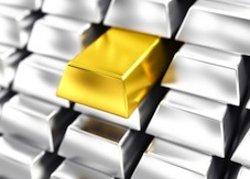 gold miners gold bar