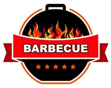 barbecue grill sign