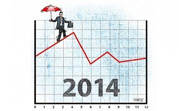 2014 market chart
