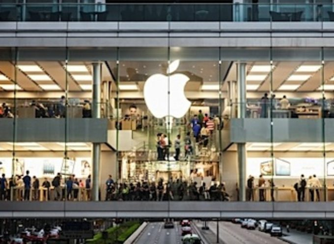 Apple Stock Weakness Means Its Time To Be Cautious ($AAPL)