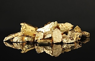 gold mining nuggets