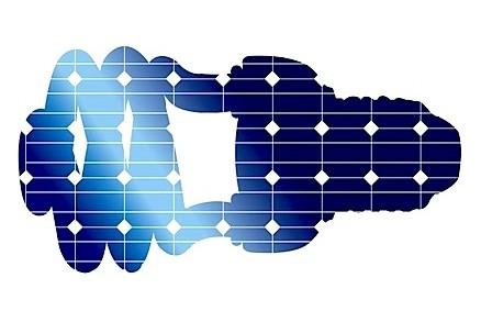 solar panel key
