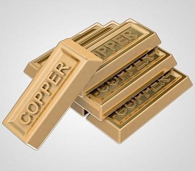 copper investment bars