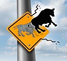 bullish market sentiment sign