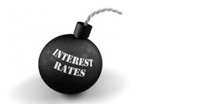 interest rates explosion