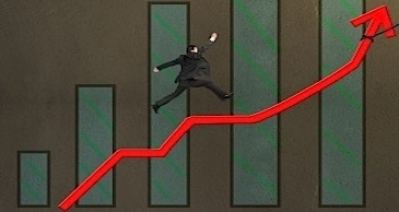 stock market uptrend