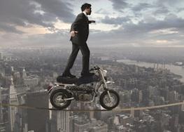 market risks concept image