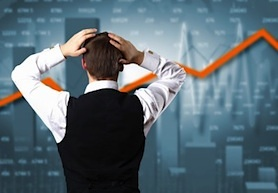 stock trader anxiety