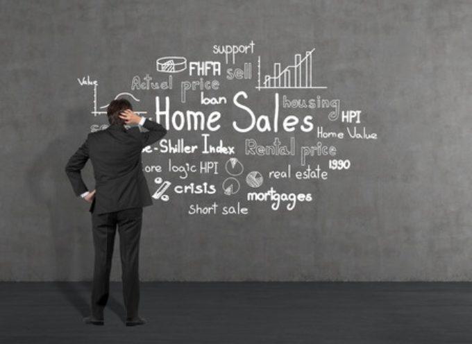 U.S. Housing Market Enters Bizarro World