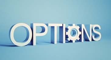 options trading activity