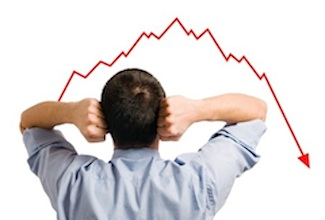 investor during stock market correction
