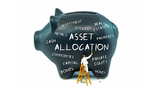 asset allocation diversified investor