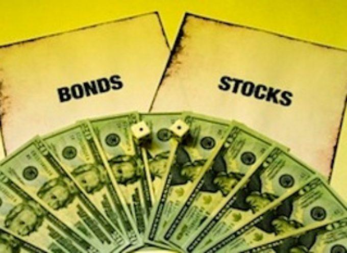 Stocks vs Bonds: The Most Interesting Chart Right Now