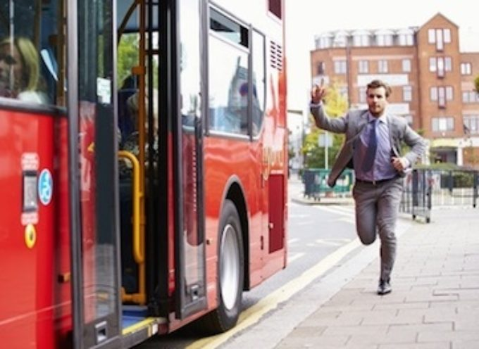 Profitable Trading Starts With 'Riding The Bus'