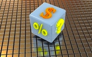 stock market uncertainty dice