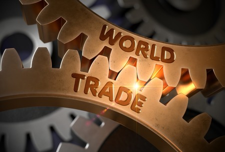 world trade economy markets image