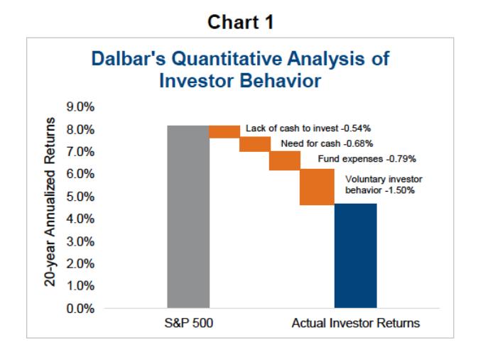 Understanding the Ups and Downs of Investor Behavior
