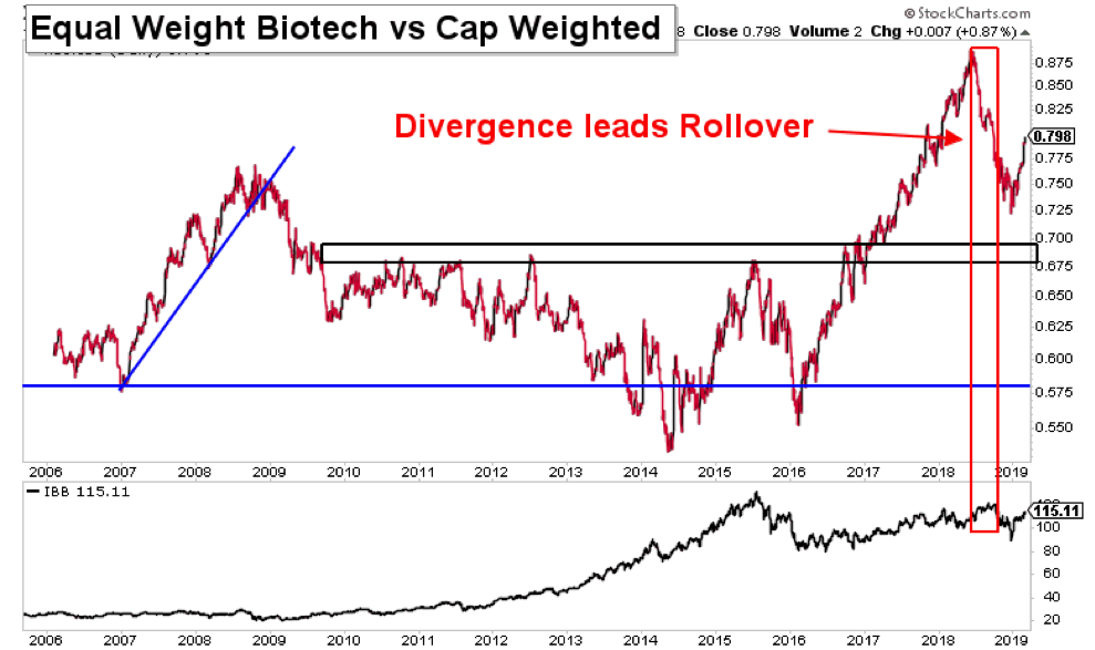 Biotech Sector Getting Back on the Bullish Track - See It Market