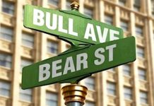 is stock market bullish or bearish sign