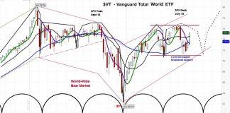 vanguard total world stock etf investing forecast research chart image - september