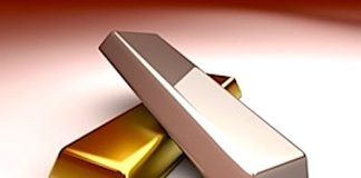gold and silver precious metals price rally image