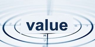value stocks investing image