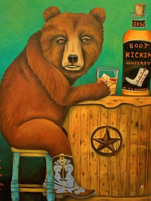 stock market bear feeling bad
