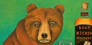 stock market bear lonely