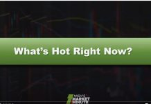 hot stocks in market june