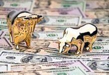 gold bull bear market money image investing
