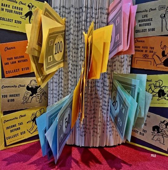 stock market gains monopoly money